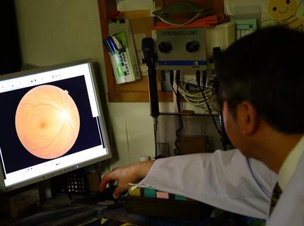 「眼科の1歩先」までの診療をご提供